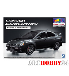 05090 Mitsubishi Lancer Evolution X Final Edition (Phantom Black Pearl 2 Tone)