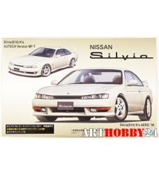 ID-84 Nissan Silvia S14 K's Aero or Autech Ver