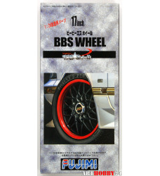 BBS Wheel & Tire Set (b+r) 17 inch