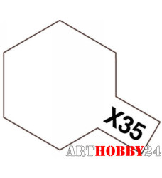 81535 X-35 Semi Gloss Clear (Полуматовый лак) акрил