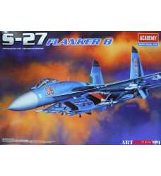12270 Su-27 FLANKER B