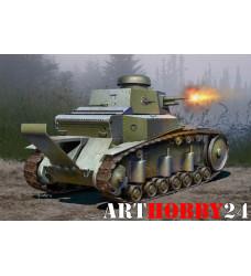 83874 Советский лёгкий танк Т-18 образец 1930 г.