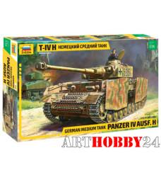 3620 танк немецкий средний Т-IVН