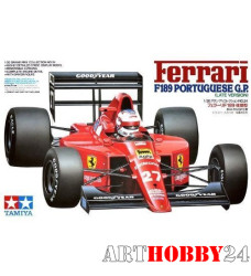 20024 Ferrari F189 Portugiese G.P