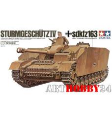 35087 Sturmgeschutz IV SdKfz163