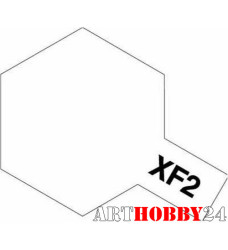 80302 XF-2 Flat White (Белая матовая)