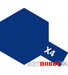 81504 Х-4 Blue (Синяя)