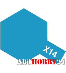 81514 Х-14 Sky Blue (Лазурная)