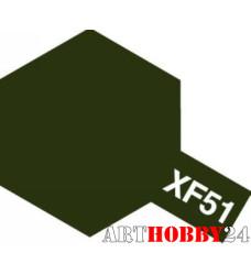 80351 XF-51 Khaki Drab