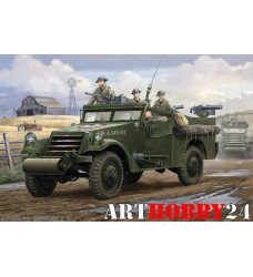 82451 M3A1 White Scout Car early production