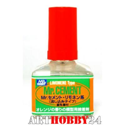 MC-130  клей лимонен 40мл