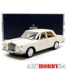 183569 Mercedes-Benz 280SE Sedan (W108) 1968 Ivory