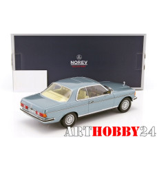 183588 Mercedes-Benz 280CE Coupe (C123) 1980 Blue Metallic