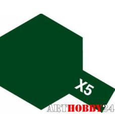81505 Х-5 Green (Зеленая)