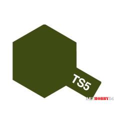 85005 TS-5 Olive Drab - краска-спрей в баллончике 100мл.