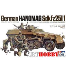 35020 Hanomag Sd.Kfz. 251/1