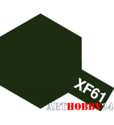 80361 XF-61 Dark Green (Темно-зеленая)