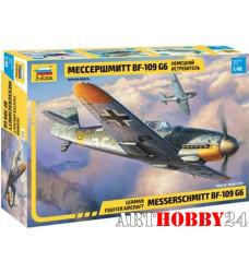 4816 Мессершмитт BF-109G6