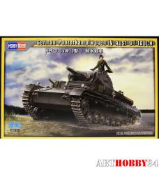 80132 German Panzerkampfwagen IV Ausf D / TAUCH