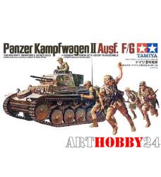 35009 Pzkpw II Ausf F/G