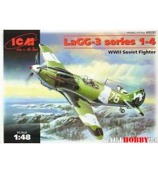 48091 ЛаГГ-3 1 серии