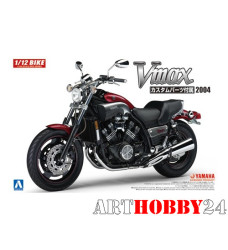 05430 Yamaha Vmax with Custom Parts