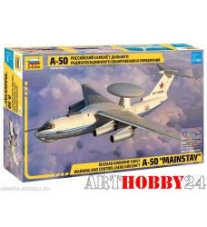 7024 Самолет радиолокационного обнаружения и управления А-50