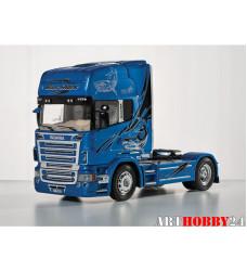 """3873 Scania R620 """"Blue Shark"""""""