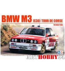 B24016 BMW M3 E30 1989 Tour De Corse Rally Version