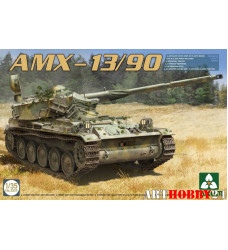 2037 French Light Tank AMX-13/90