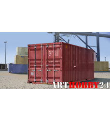 01029 20ft Container