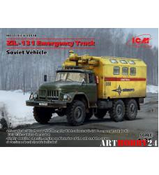 "35518 ЗиЛ-131 ""Аварийная служба"""