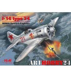 48097 И-16 тип 24