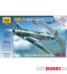 7301 Советский истребитель Як-3