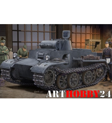 83804 Pzkpfw.I Ausf.F (VK1801) Early