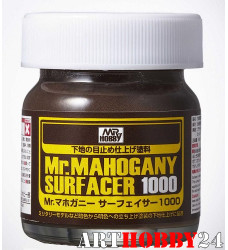 SF-290  грунтовка Mr.Mahogany Surfacer 1000 40мл