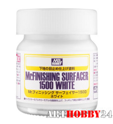 SF-291 грунтовка Mr.Finishing Surfacer 1500 White 40мл