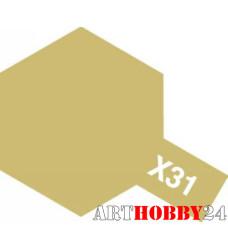 81531 Х-31 Titanium Gold (Титан золотистая)