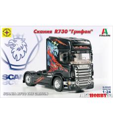 "Scania R730 ""Грифон"""