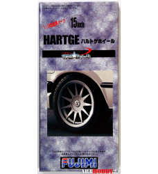 Hartge Wheel & Tire Set 15 inch