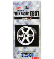 Volk Racing TE37 Wheel & Tire Set 18 inch