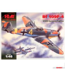 48103 Bf 109F-4