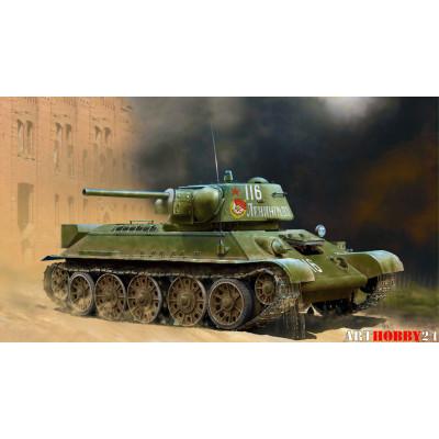 35365 T-34/76 (производство начала 1943 г.)