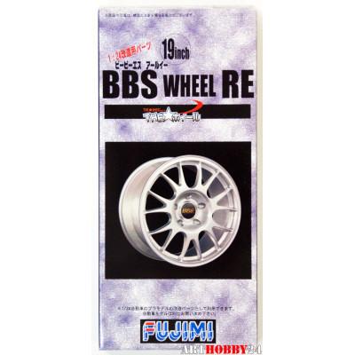 BBS RE Wheel & Tire Set 19 inch