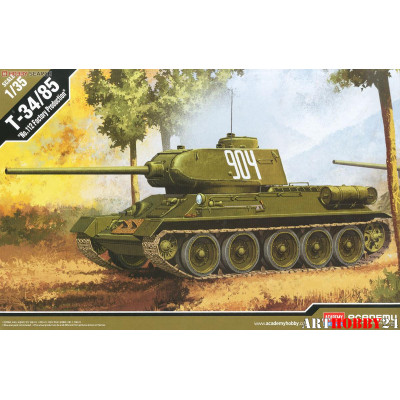 """T-34/85""""№112 Factory Production"""""""