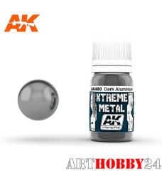 AK-480 Xtreme Metal Dark Aluminium