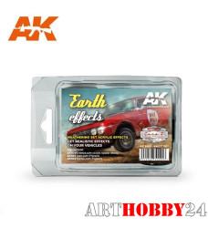 AK-8089 Earth Effects (Rally Set)