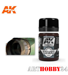 AK-2040 Exhaust Wash