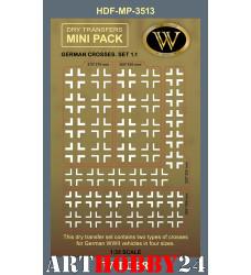 MINI PACK 3513 Сухие декали