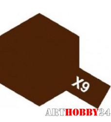 81509 Х-9 Brown (Коричневая)